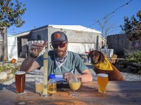 Noblebräu Brewing Grand Opening with The Get Right Band and the 185 King Street House Band