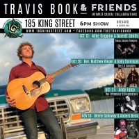 Travis Book & Friends with Guests Benny Galloway & Anders Beck