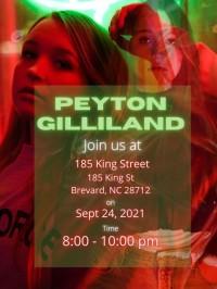Peyton Gilliland Band