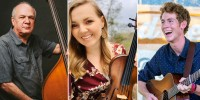 Tuesday Casual Collaborations Hosted By Jon Weisberger ft. Carley Arrowood & Daniel Thrailkill and the Foreign Landers