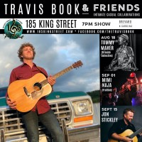 Travis Book & Friends with Guest Mimi Naja