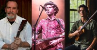 """Travis Book & Friends ft. Benny """"Burle"""" Galloway w/ Tommy Maher (Fireside Collective) and Julian Pinelli"""