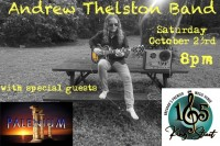 Andrew Thelston Band with Palenium