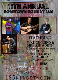 13th Annual Hometown Holiday Jam