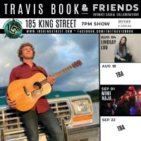 Travis Book & Friends with Guest Lindsay Lou