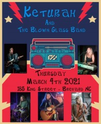 Keturah and the Blown Glass Band