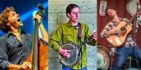 Mountain Home Music Presents: Travis Book & Friends ft. Alex Genova & Joe Cicero (Fireside Collective)