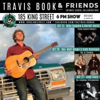 Travis Book & Friends with Guests Rev. Matt Reiger and Andy Dunnigan