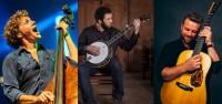 Mountain Home Music Presents: Travis Book & Friends ft. Tray Wellington w/ Jon Stickley